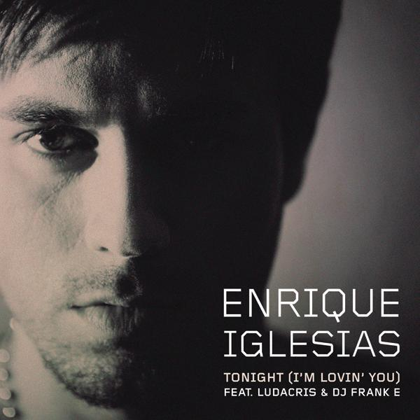 Enrique Iglesias - Tonight (FanMade Single Cover). Made by Jo$ie