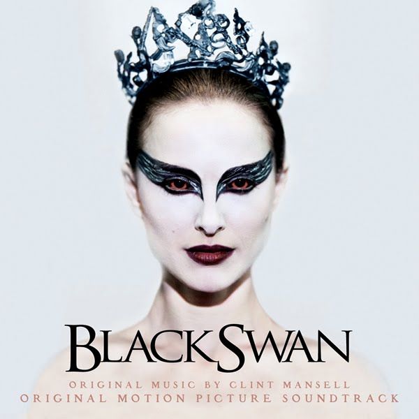 Black Swan album cover. Soundtrack - Black Swan Original Motion Picture