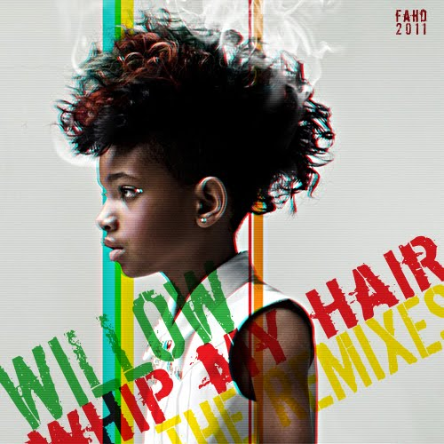 Album Cover Whip My Hair. Willow - Whip My Hair The