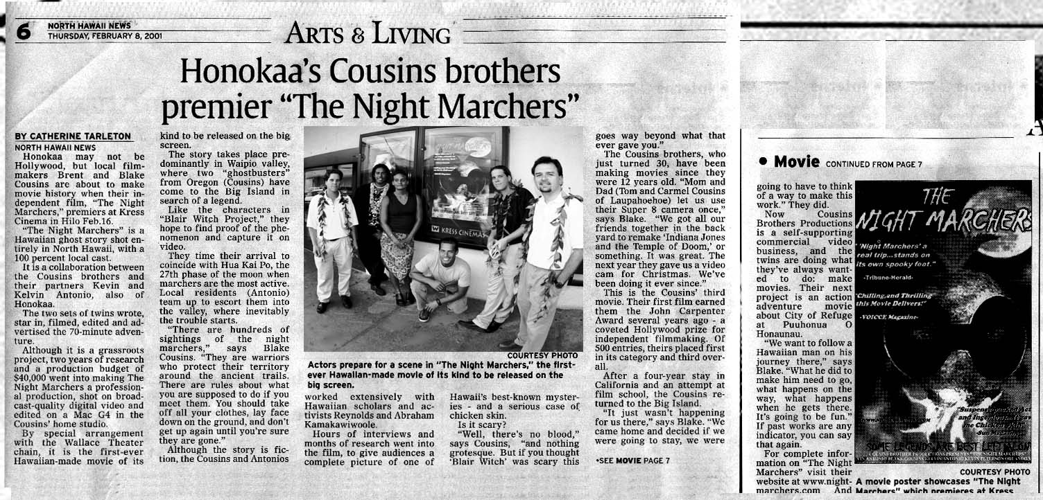 night marchers the ghosts of hawaii