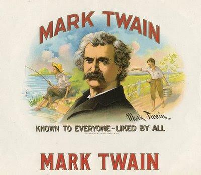Марк Твен. Письма с Земли