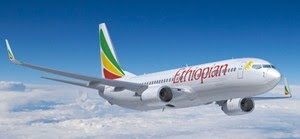 Ethiopian B737-800 (Boeing Photo)