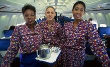 Air Jamaica cabin crew