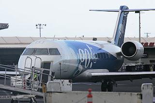go! Airlines CRJ-200 aircraft