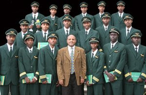 Ethiopian Aviation Academy June 08 grads