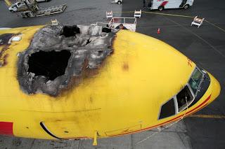 ABX Air B767 fire at SFO
