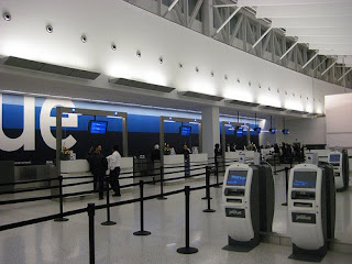 JetBlue T5 at JFK
