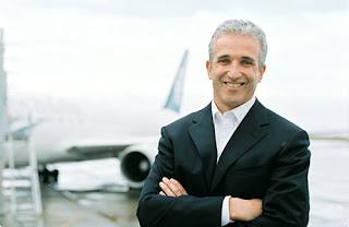 Air New Zealand CEO Rob Fyfe