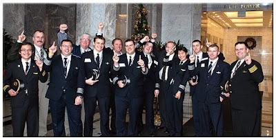Colgan Air pilots