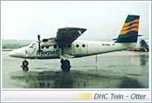 Merpati Nusantara Airlines DHC-Twin Otter