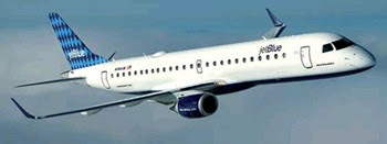 JetBlue Embraer 190