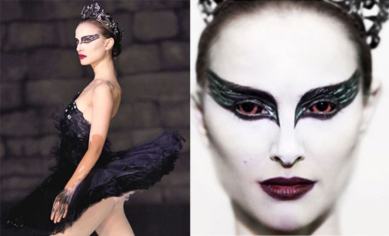 Natalie Portman Black Swan trailer music video
