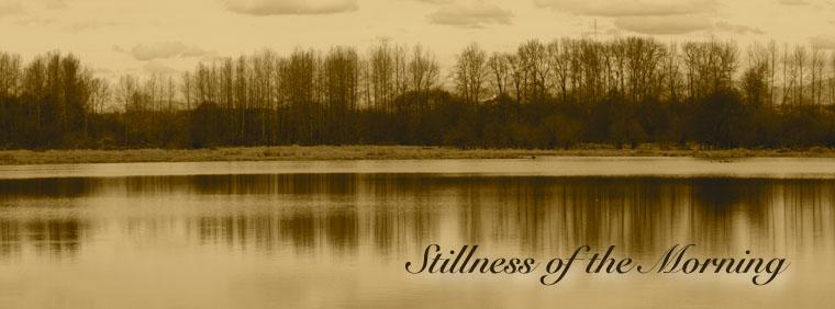 Stillness of the Morning