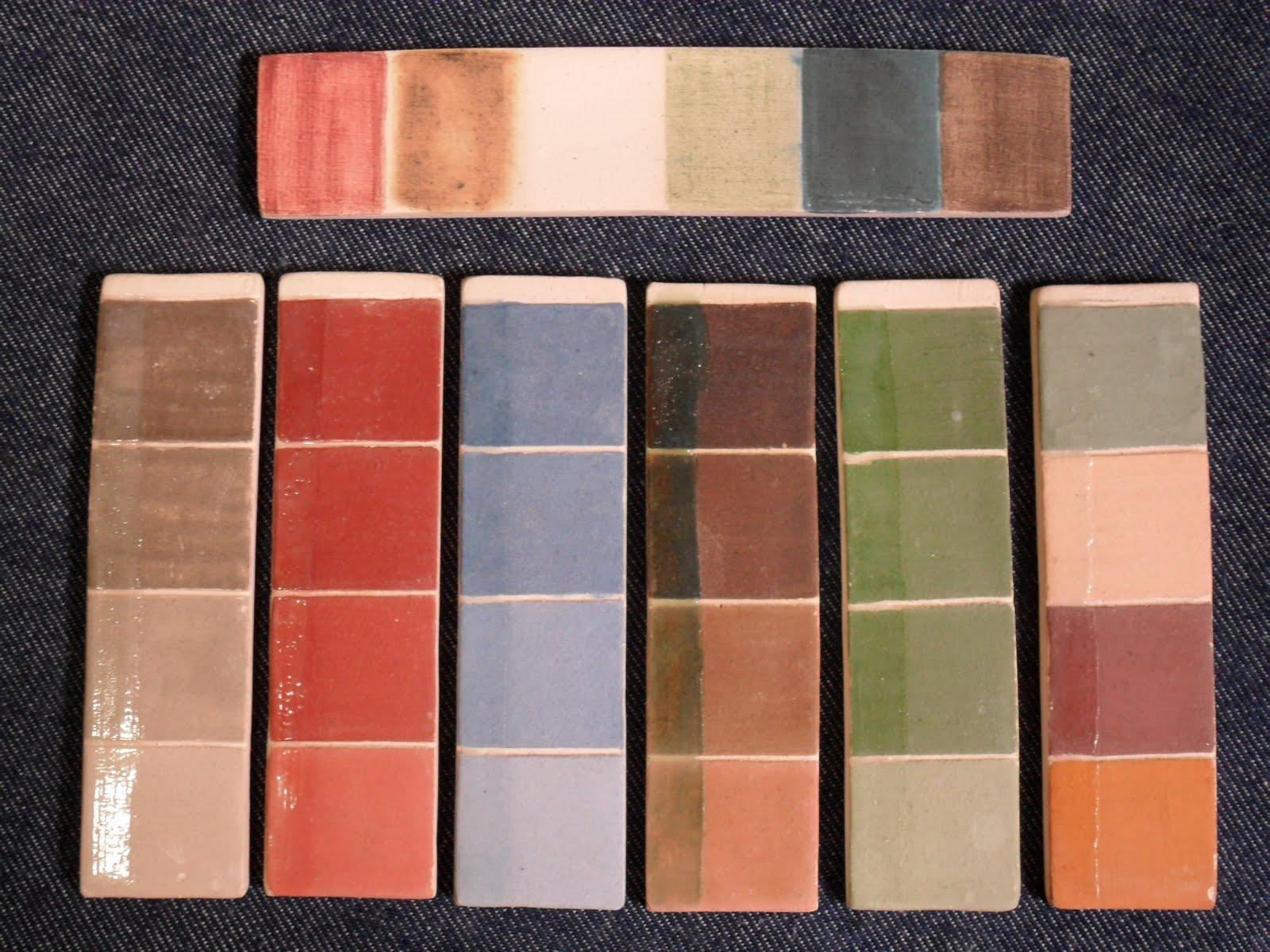 Xidos y engobes for Oxidos para ceramica