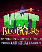 Saye Blogger UMT!!