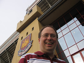 Me at Upton Park