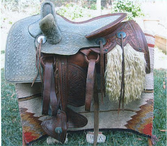 Cowgirl Side Saddle