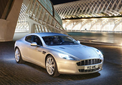 2010 Aston Martin Rapide Photos