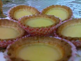 Eggs tart