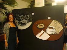Vernissage e Exposiçao em Brasília - Maio/2010