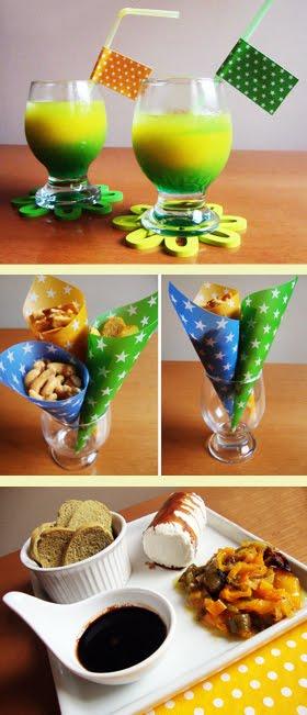 Ideias para uma festa brasileira!