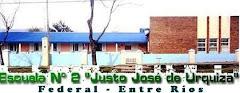 """Escuela Primaria Nº 2 """"Justo José de Urquiza"""" FEDERAL - Entre Ríos"""