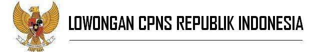 Lowongan Pegawai Negeri Sipil (CPNS)