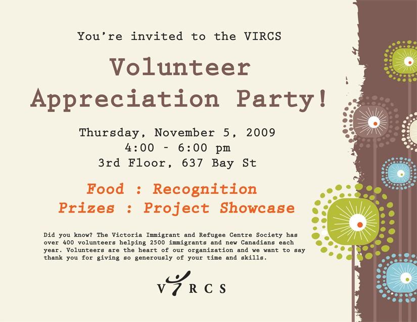 VIRCS Volunteer Bulletin: VIRCS Volunteer Bulletin December
