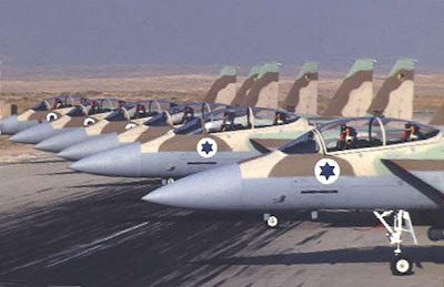 Israeli F-15I fighter-bombers