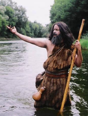 John the Baptist Clothes