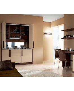 Arredamento casa e ufficio cucine moderne e cucine componibili le cucine create per i piccoli - Cucine per ambienti piccoli ...