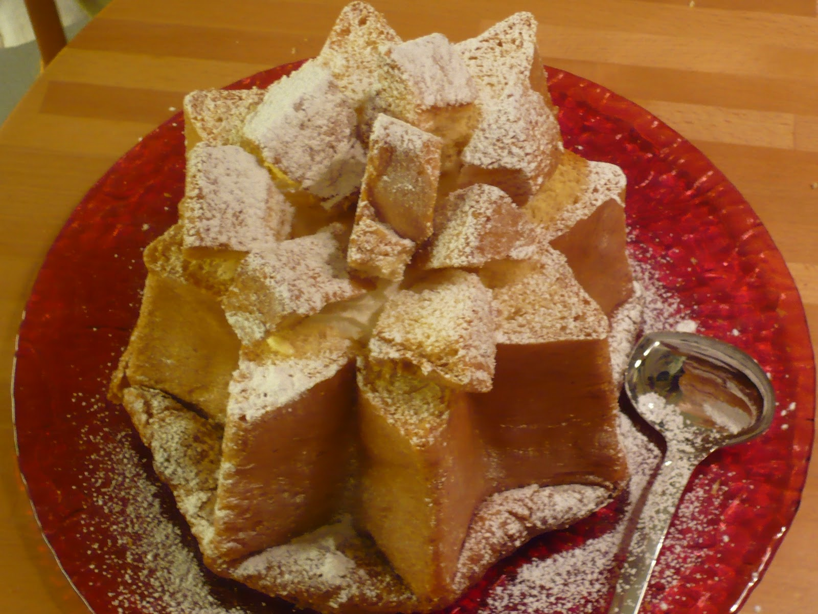 fast N' tasty recipes: Pandoro: Il Pozzo dei desideri di ...