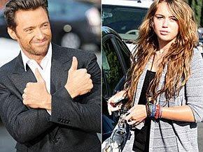 Miley Cyrus e Hugh Jackman: O Guarda-costas