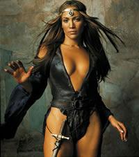 Jennifer Lopez tem medo de escuro