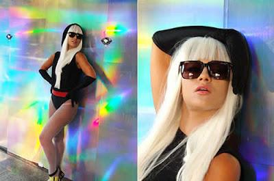 Maíra Cardi se transforma em Lady Gaga na TV