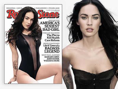 Megan Fox: Revista Rolling Stone