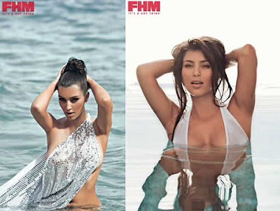 Kim Kardashian: Biquini sensual
