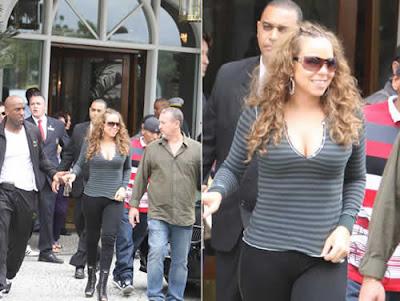 Mariah Carey no Rio de Janeiro