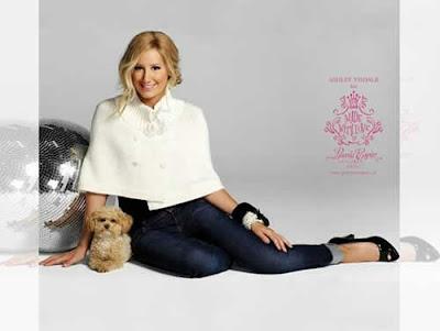 Ashley Tisdale é garota-propaganda da Puerco Spin