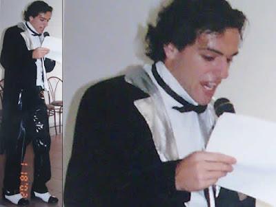 Antes da fama: Rodrigo Lombardi