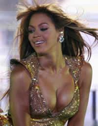 Beyoncé no Brasil em fevereiro