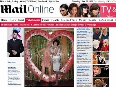 Revista de travestis: namorado de Kelly Osbourne vira T-Girl