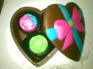 [Coklat Box Love Saiz S]