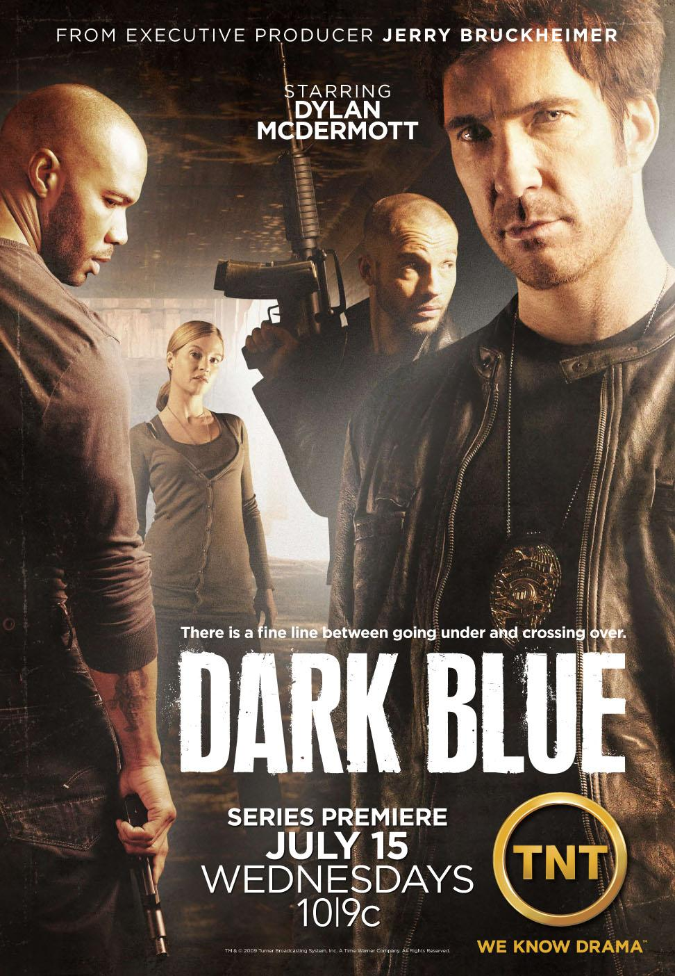 Dark Blue Saison 2 VF [10/10] [MULTIUPLOAD]