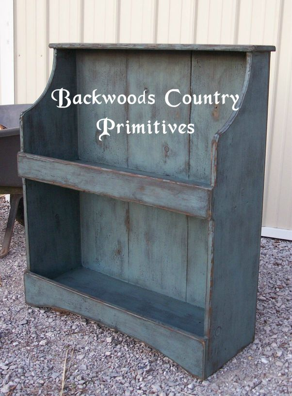 Backwoods Country Primitives Furniture Goods