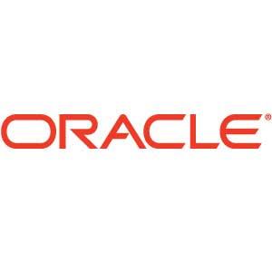 Oracle logo vector
