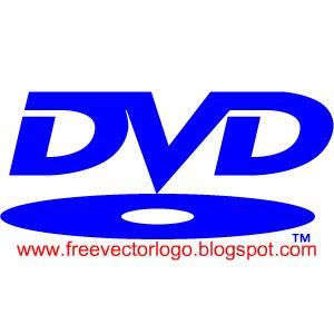 DVD logo vector
