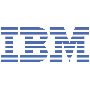 IBM logo vector
