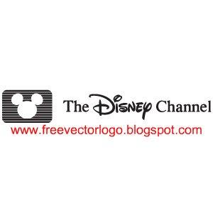 Disney Channel logo vector