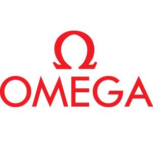 Omega logo vector